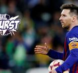 Sports Burst - The Monday Messi-ah