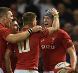 Davies scores on return as Wales beat sloppy Scotland