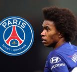 PSG set for Deadline Day Push For Willian