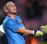 Report: Cillessen Undergoes Valencia Medical