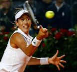 Rome: Muguruza dompte Venus Williams