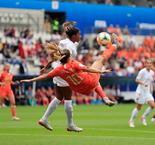 2019 FIFA Women's World Cup: Netherlands 2 Canada 1