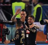 Napoli and Dries Mertens Continue Offensive Onslaught Against Udinese