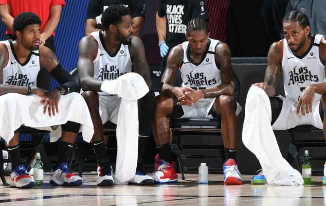 More NBA playoff failure, George better without Kawhi - Clippers season review in STATS data
