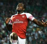 Sporting CP 0 Arsenal 1: Welbeck keeps Gunners perfect in Group E