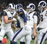 NFL : Les Rams iront au Super Bowl !