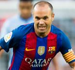 Andres Iniesta Forced off Supercup Win With Injury