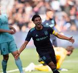 Vela Guides LAFC to Rout Over Sounders, New York Snap Winless Start