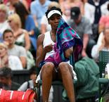 Williams not looking for excuses after Wimbledon final defeat