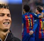 Ronaldo rested, Barcelona brings MSN to ICC