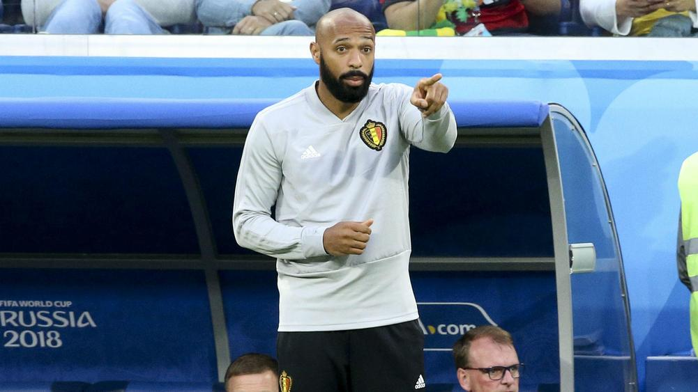 Thierry Henry quitting Sky pundit role to focus on managerial career