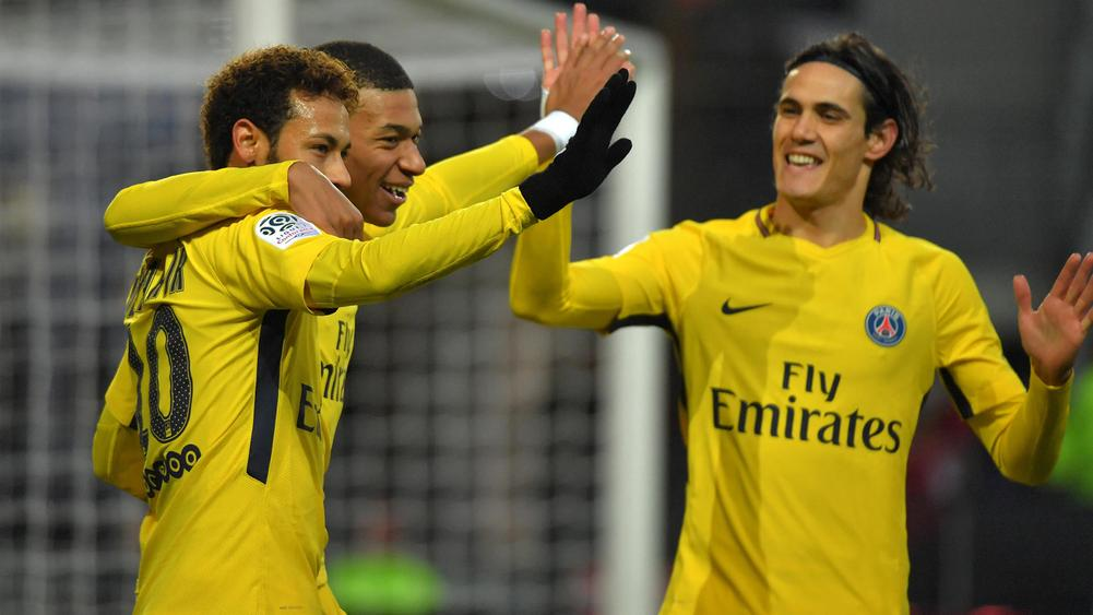 PSG attacker Neymar: We can beat Real Madrid