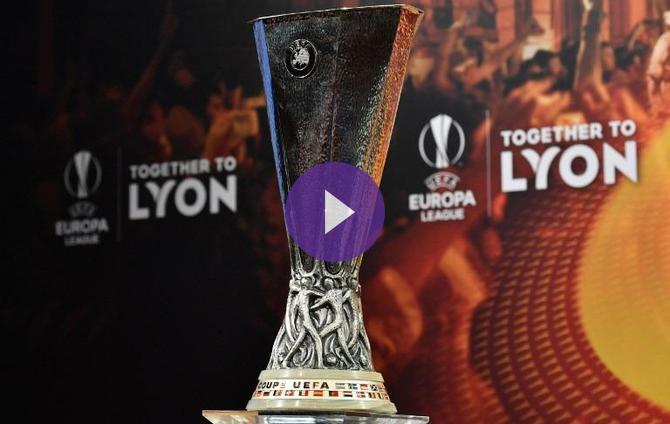 UEFA Europa League Semi Final Draw