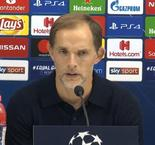 "Thomas Tuchel : ""On manque de chance"""