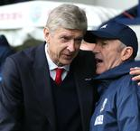 Arsene Wenger Told Me He's Staying With Arsenal Reveals Tony Pulis