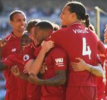 Resilient Reds return to the Premier League summit