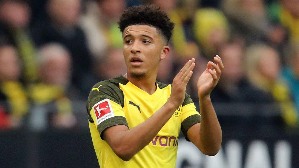 Jadon Sancho - cropped