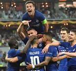 Chelsea beat Arsenal 4-1 to win Europa League title