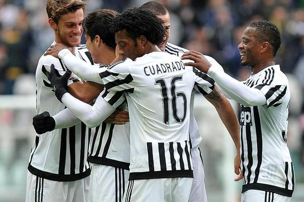 Juve Party Continues