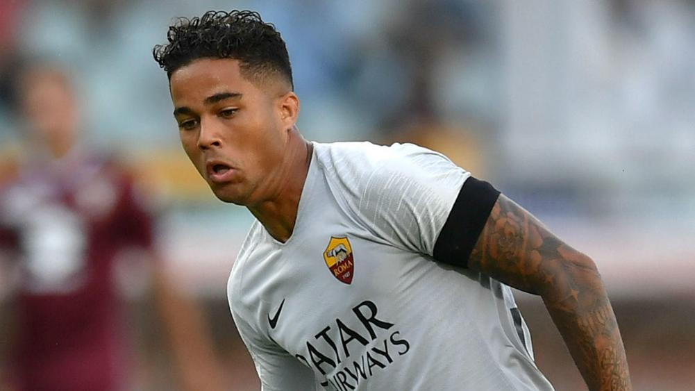 Roma better for Justin Kluivert than Man United, claims father Patrick