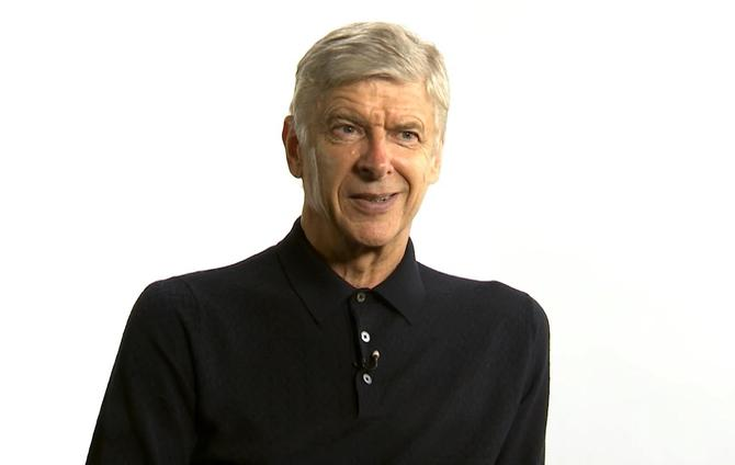 Exclusive Interview with Arsene Wenger