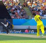 ICC World Cup: New Zealand bt Australia by one wicket