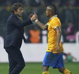 Antonio Conte Praises Arturo Vidal Ahead of Transfer Window