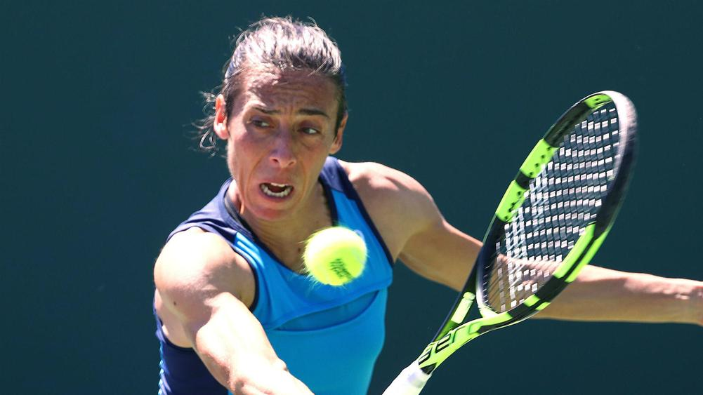 Francesca Schiavone wins Claro Open to help French Open bid
