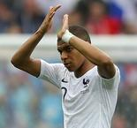 Deschamps: Mbappe will be fine for Germany clash