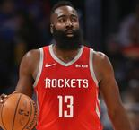 Rockets star Harden matches Chamberlain with historic performances