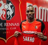 Sakho leaves West Ham to complete Rennes move