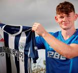 West Brom sign Burke on five-year deal