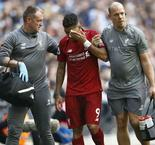 Firmino discharged from hospital following eye injury scare