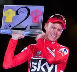 Froome staggered after Vuelta breakthrough completes double