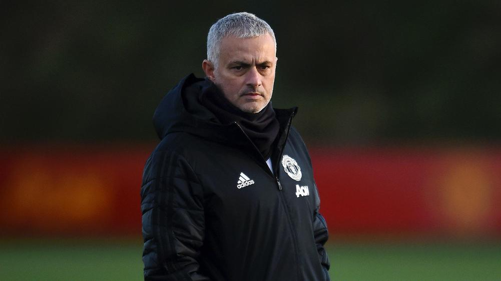 Manchester United training at Carrington ahead of Young Boys clash