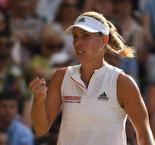 Kerber beats Williams to win Wimbledon title