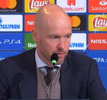 'A great night for Dutch football' - Ten Hag on Ajax win
