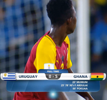 World Cup - Women U17: Uruguay 0 Ghana 5