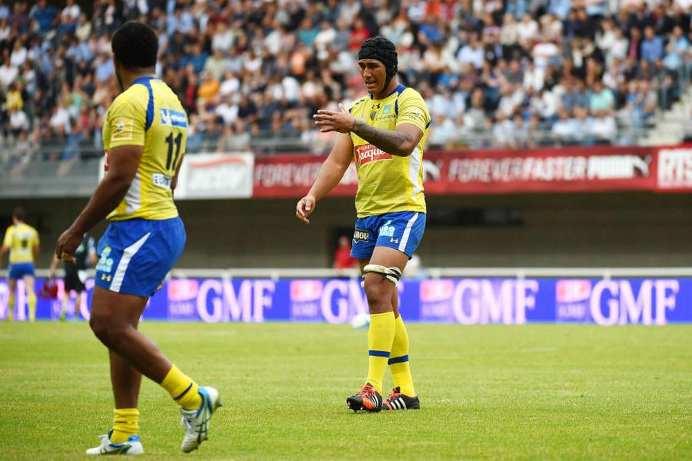Clermont: Vahaamahina et Gear titulaires contre Grenoble