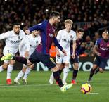 Barcelona 1-2 Valencia: Messi Penalty Pulls One Back For Barca