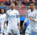 "Zidane: Ramos ""S**t Himself A Little Bit"""