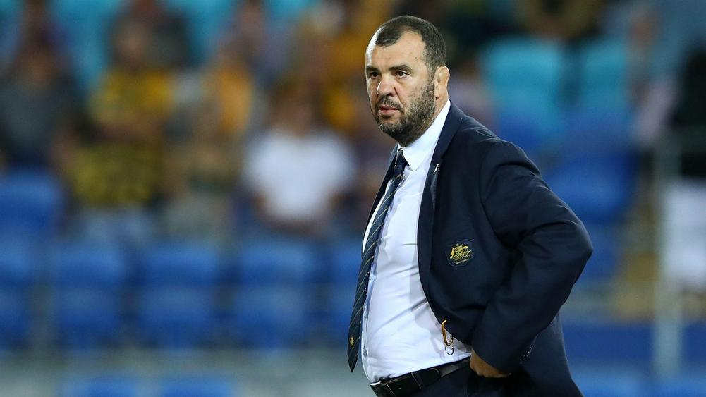 Michael Cheika to report to Scott Johnson