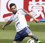 Sampaoli: Messi Will Star 'For The Good Of Argentina'