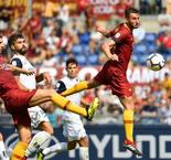 Roma reeling after Chievo stalemate before Real Madrid trip