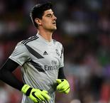 Courtois starts against Atletico as injured Marcelo misses out
