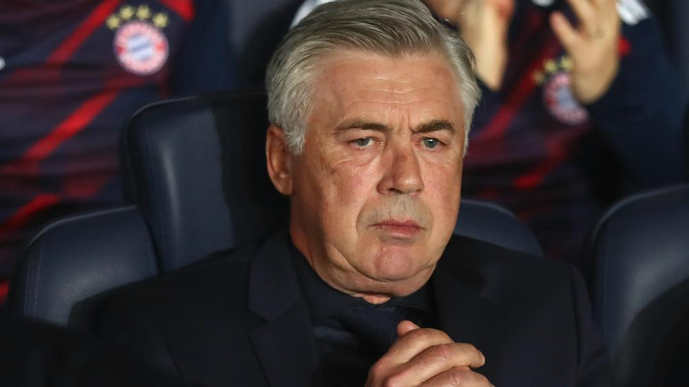 Bayern Munich sack Ancelotti — Official