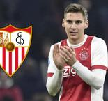 Sevilla Sign Wober From Ajax For $12M