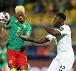 Cameroon And Ghana Play To AFCON Draw