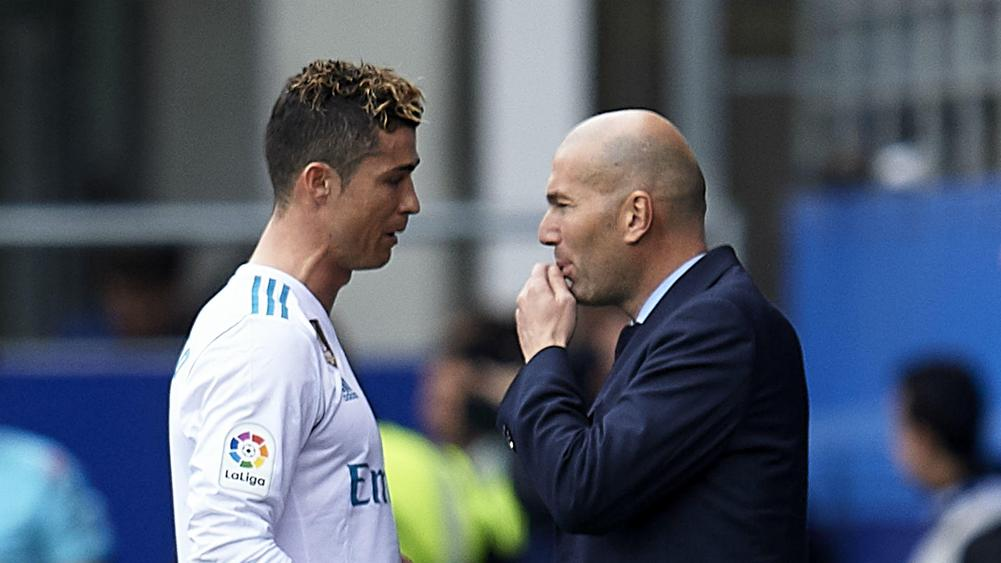 Real reason Zidane quit as Real Madrid coach - Calderon
