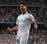 Asensio: Zidane said my left foot was best since Messi